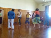 5Rhythms Dance New Zealand with Geash