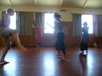 5Rhythms Dance New Zealand with Geash