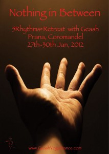5Rhythms Dance Retreat